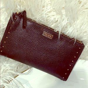 Kate Spade ♠️ Clutch/wallet in black